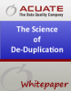 WP Science of De-Duplication - small