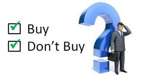 Buy Don't Buy