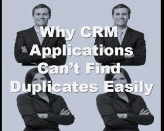 CRM Duplicates