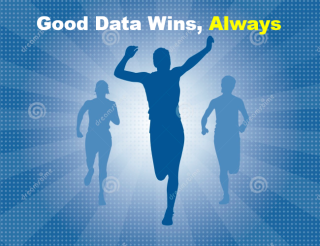 Good Data Wins Always Image
